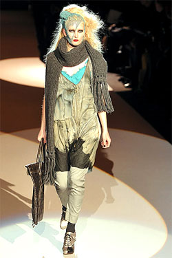 Diesel's Fall '09 Collection Inspired by 'Dripping' and 'Weathered'
