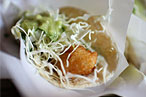 Toloache came in second on our &lt;a href=&quot;http://nymag.com/daily/food/2008/11/eric_ripert_picks_manhattans_b.html#photo=2&quot;&gt;fish taco tour&lt;/a&gt;.