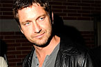 Gerard Butler at Think Coffee, the Darby; Toby Maguire Eats Vegan at Tao