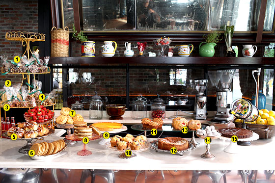 Locanda Verde Gets a Bakery Café, Launches Breakfast