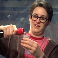 Rachel Maddow Isn't Sweating Ssäm's Hepatitis Scare