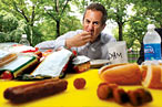 Danny Meyer Judges the Best Hot Dogs for Your Grill; Where to Drink Outdoors