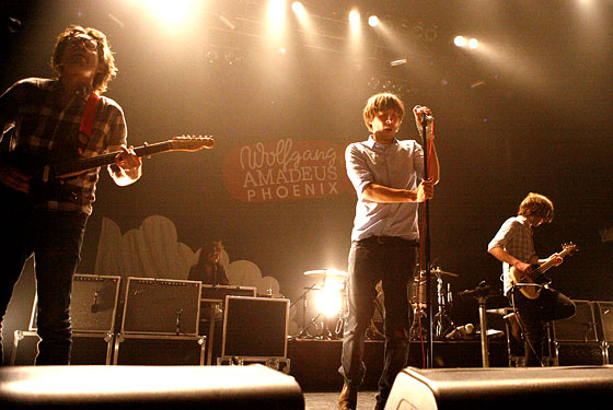 Phoenix Dazzles Claims It Band Status In Front Of Thousands At