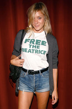 Chloë Sevigny's Short Shorts Will Save Nightlife
