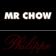 After Race-Baiting Fails, Philippe Plays Nice With Mr. Chow