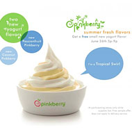 Pinkberry Gets Gym to Shill for New Tropical Flavors