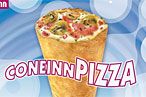 Lowbrow Brilliant: Spanish Pizza in a Cone