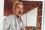 News Flash: Most Chefs Can't Afford Guy Fieri's $12,000 Guitar
