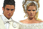 Lara Stone Is Couture Fashion Week's Top Model