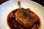 The cassoulet that caught Charlie Palmer's eye.