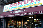7th Avenue Donut Shop.