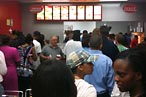 Checkers Opens: Lowbrow Brilliant or Despicable?