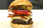 Telepan Earns Merit Badge for Switching to Grass-Fed Beef Burger