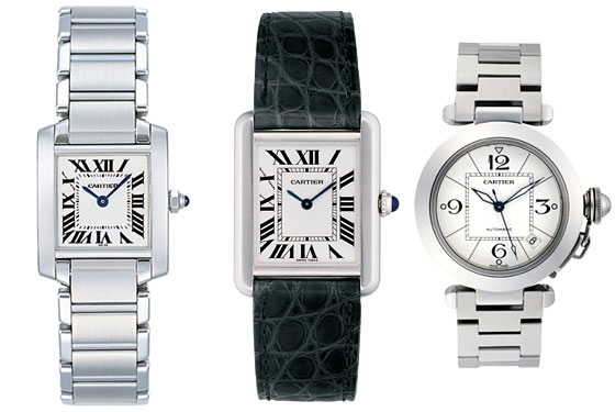 Cartier Watches Price