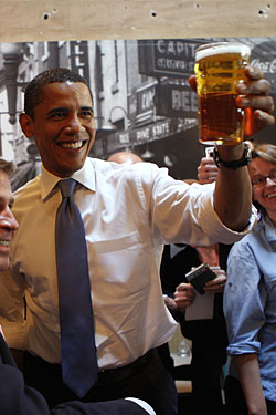 What to Drink at the White House Tonight
