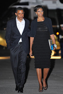Where Should Obama Take Michelle on Date Night No. 2?