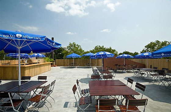 Image Result For Berry Park Rooftop Beer Garden