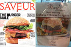Burgvertising: Saveur and Ray's Use Burgers As Bait