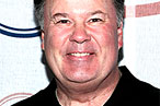 Dennis Haskins &#8216;Subdued&#8217; Over Drinks; Katie Couric Eats Italian