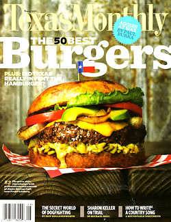 Welcome, Texas, to the Summer of the Burger