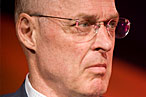 Hank Paulson Is Not Actually Writing the Memoirs He's Busy Writing (UPDATED)