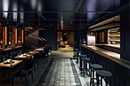 Rendering of Simyone Lounge, under Abe & Arthur's