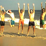 Party on Fire Island!