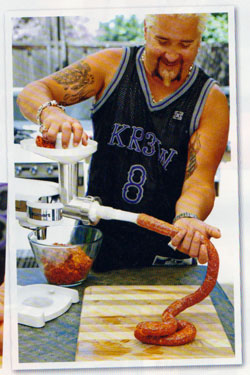 The Photo of Guy Fieri You Will Never Be Able to Forget