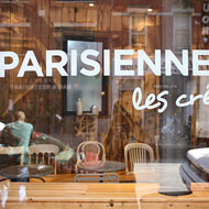 First Look at La Crêpe Parisienne, Opening Today