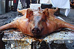 DeKalb Market Will Go Out With a Pig Roast