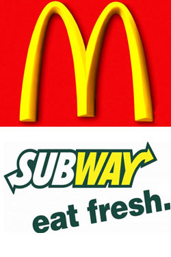 Subway Bound to Overtake McDonald&#8217;s in Annoying Ubiquity
