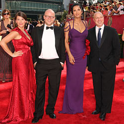 Toby Young Wonders About Best Boobs at Emmys; Boulud Dreams of 'Momo[Bleep]' at Bon Apps
