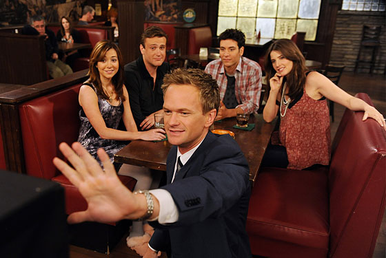 How I Met Your Mother Season Premiere Barman And Robin