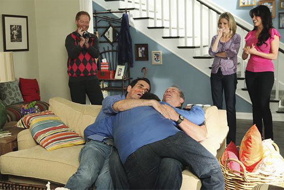 Modern Family.