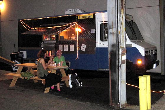 Swedish-Meatball Truck Launches in Williamsburg