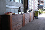 Colicchio Conquers High Line: 'wichcraft and Craftsteak Set Up Shop