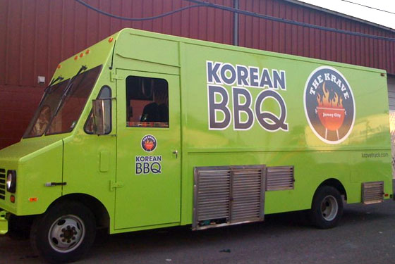 Free Korean Hot Dogs and a Newish Korean Taco Truck
