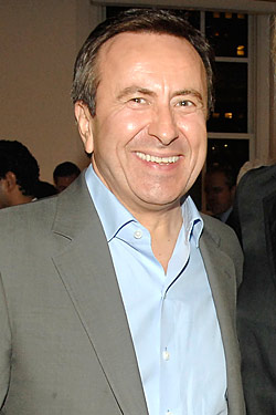 Boulud Revels in Third Star