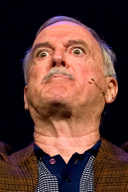 Exclusive john cleese slams ex wife terry gilliam republicans his