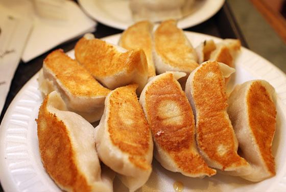 Dumpling Festival: Best Thing to Happen to the LES Since Pickle Festival