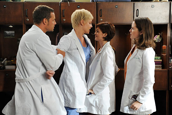 Grey\'s Anatomy: The Moment We\'ve All Been Waiting For