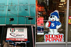 Greenpoint Braces for Slurpee Versus Slush Puppie Showdown