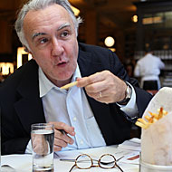 Alain Ducasse Judges New York's French Fries