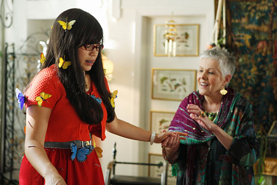 ugly betty makeover. Ugly Betty Season Premiere: