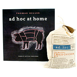 Ad Hoc at Home Hits Best-Seller List While Momofuku Trails Behind