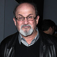 Don't fuck with Rushdie.