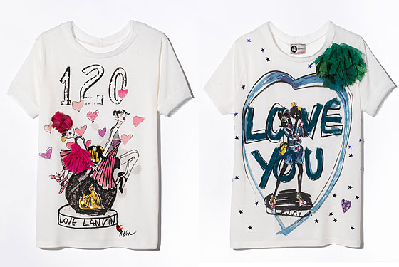 We Love ... Lanvin Tops