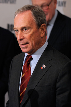 Mike Bloomberg: He's No Mayor McCheese