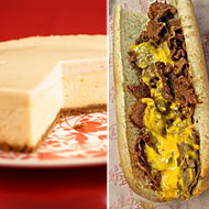 Yanks Versus Phils: The Return of the Cheesecake Versus Cheesesteak Challenge