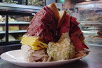 Legal Sea Foods CEO Hit Rock Bottom at the Carnegie Deli